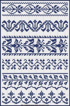 Free Easy Cross, Pattern Maker, PCStitch Charts + Free Historic Old Pattern Books: PCStitch