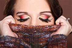 Soft-Autumn-Make-Up-Trends-Looks-Ideas-For-Girls-2013-2014-9