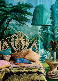 The Family love tree, shopping, rattan, home decor