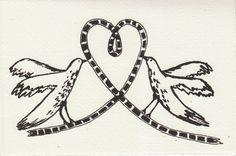 Caitlin Hinshelwood - Birds with Heart