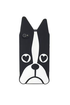 Marc Jacobs Boston Terrier iPhone Case