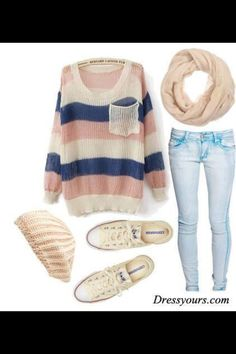 Cute comfy outfit