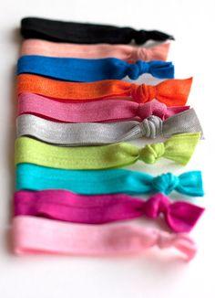 Love these hair ties!