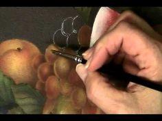 Ronnie Bringle awesome fruit design
