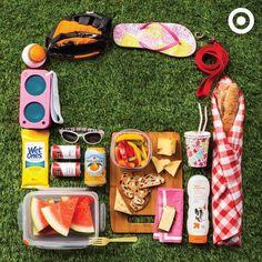 Great picnic idea