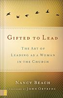 Great book on Women in Ministry.