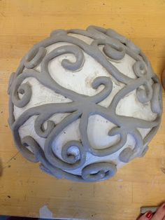 bowl mold, coil bowl, student teacher, student teaching, totem
