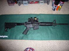 Bushmaster M4 Assault Rifle