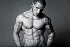 Model Richard Rocco
