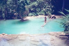 favorit place, mother natur, pool, oasi, martin, natur beauti, lao, travel, space