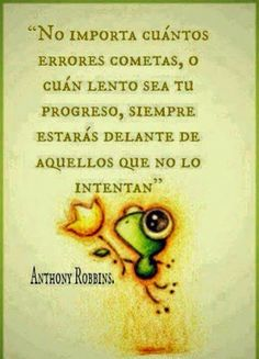 Crecimiento personal on pinterest frases ser feliz and for Tony robbins tattoo