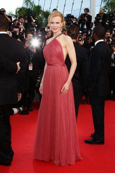 Cannes Watch: Nicole Kidman in Lanvin
