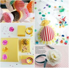 fun things to do with cupcake liners