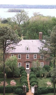 Berkeley Plantation - Virginia