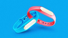 Mi-Band fitness tracker for $13 look out for this highly functional wearable online Ebay or Amazon.