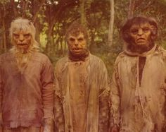 The Island of Dr Moreau 1977