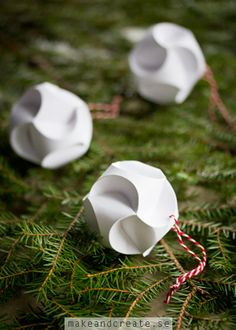 Click ornament - Idébank - DIY - Make & Create