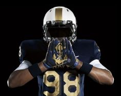 Navy Uniforms, these were so sweet.
