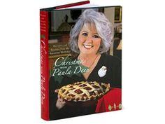 Paula Deen Christmas Cookbook