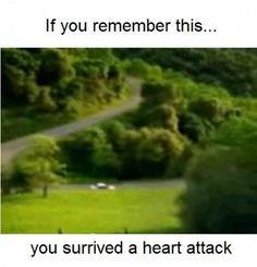 memories, memories...