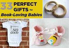 33 Perfect Gifts For Book-Loving Babies