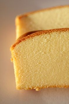 Copy Cat Recipe - Sara Lee Pound Cake