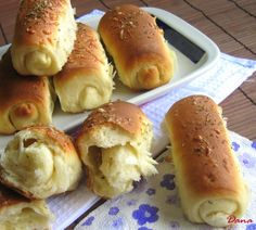 Danina kuhinja: Aromatične rolnice sa sirom sa sirom, danina kuhinja, pecivoprzena testa, rolnic sa, aromatičn rolnic, slano pecivo