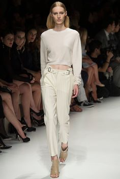 Salvatore Ferragamo Spring 2014 Ready-to-Wear Collection Slideshow on Style.com