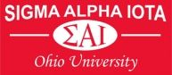 Sigma Alpha Iota, could use any colors/university name