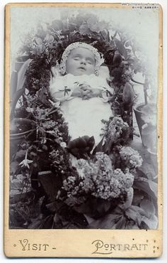Post-mortem Photography in 19th century