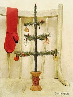 Homespun Christmas!