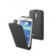 Forro Galaxy S4 Mini Muvit - Slim Negra con Protector Pantalla  Bs.F. 157,60