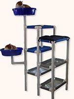 Pvc Cat Furniture Plans Woodideas