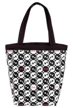 Heart this tote-tally fab #bag! #Barbie