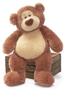 Gund Plush Teddy Bears have been around since 1898; they're a brand that is well known for their quality and creative designs.  We are so proud to offer an exclusive line of Gund Teddy Bears that are sure to bring smiles and lots of joy to all those who receive this very special Gund Alfie Plush Bear!  Perfect for babies and children of all ages including adults!  http://www.littlegiftbasketboutique.com/item_1147/19-Gund-Alfie-Plush-Bear.htm