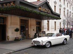 Volvo P1800 (The Saints car) by Gadget333, via Flickr