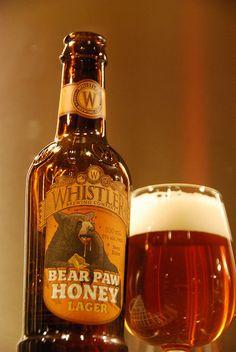 Bear Paw Honey Lager