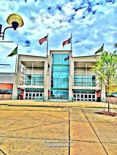Greensboro Coliseum Complex an entertainment and sports complex located in Greensboro, North Carolina  Capacity: 23,500 pinterest board, unc region, statenorth carolina, greensboro north carolina