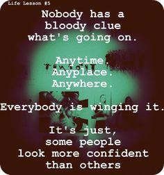 Brilliant words! :)