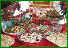 This website has tons of stuff for cookie exchanges, including games.