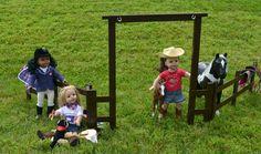 folding doll ranch
