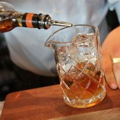 Using Rye Whiskey instead of water to make Simple Syrup creates a ...