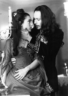 "Winona Ryder & Gary Oldman ""Dracula"""