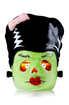 Bride of Frankenstein Mini Drop In Candleholder - Slatkin & Co. - Bath & Body Works