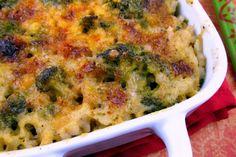 Broccoli Cheese Rice Casserole IV Recipe