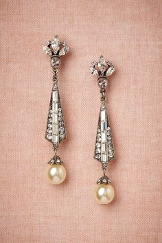 These vintage earrin