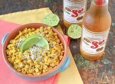 Potluck Recipe: Esquites (Mexican Street Corn Salad)