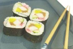 sushi (diy sushi party)