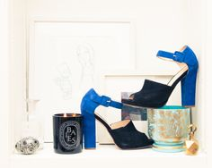 A step up. www.thecoveteur.com/laura-brown