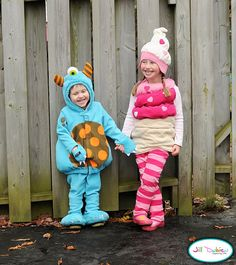Awesome cute costumes